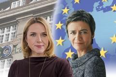 SLF Nytårskur 2018 _ Margrethe Vestager & Karen Hækkerup