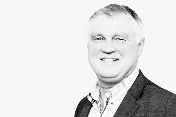 Johan Schmidt Bestyrelsesmedlem SLF