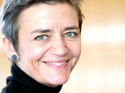 Sønderjysk Landboforening (SLF) holder nytårskur med konkurrencekommissær Margrethe Vestager som gæstetaler