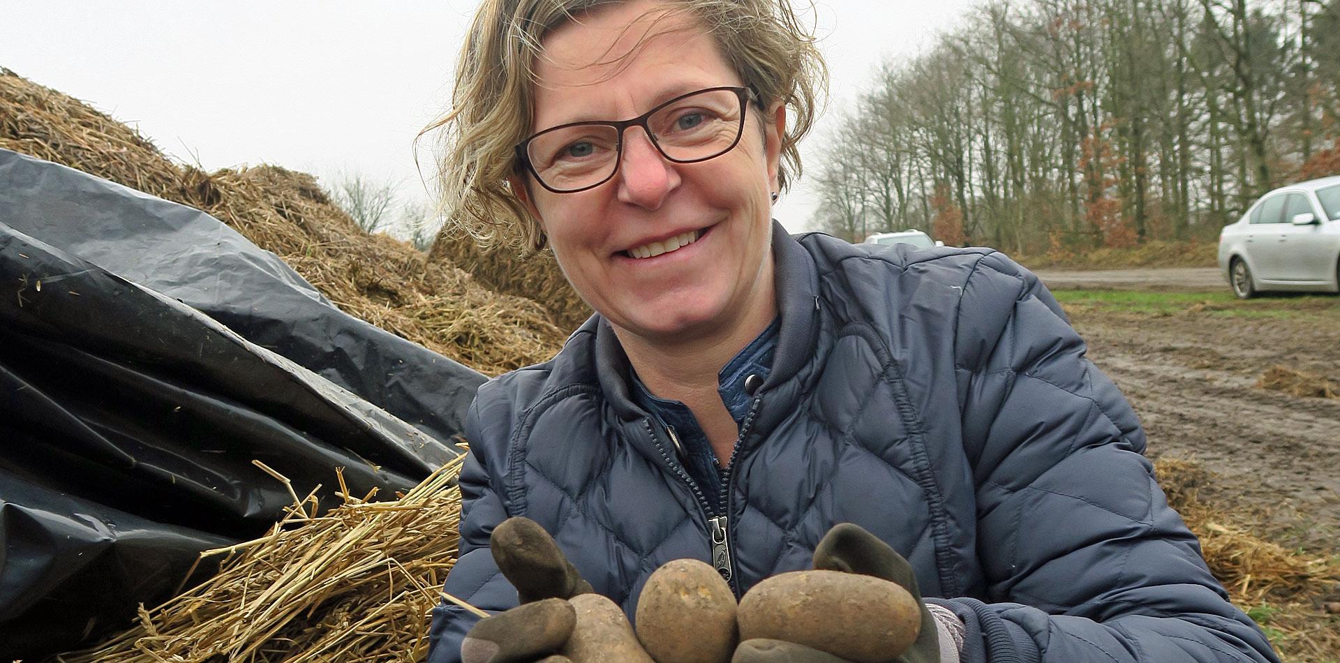 Anette-Dam-SLF -Annette Dam og Flemming Skov har samarbejdet en del år. Nu er Annette en del af teamet i SLF.