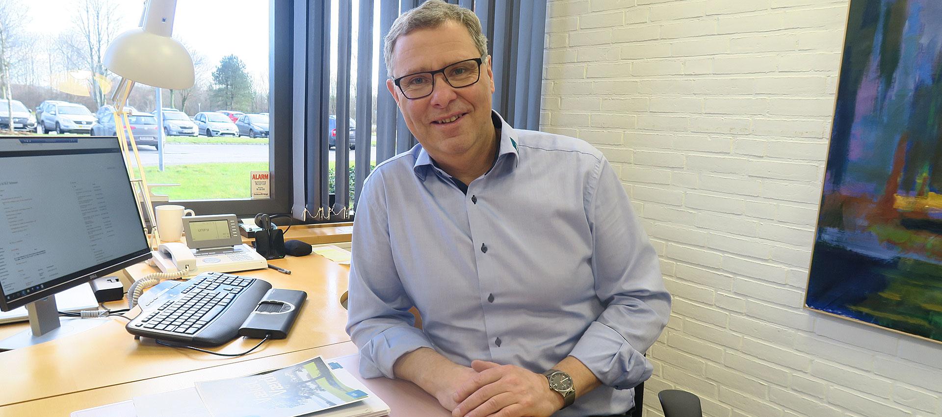 SLF (Sønderjysk Landboforening) ser tilbage på et travlt år og kan se frem til endnu et forandringsrigt 2018, hvor særligt digitalisering og en forbedret kundeservice vil blive endnu mere vigtig for konkurrenceevnen.